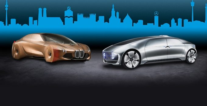 Daimler-BMW joins hand to develop self-driving technology